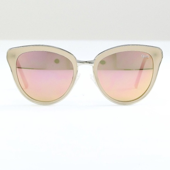 ced606042e7 QUAY • Every Little Thing Cat Eye Sunglasses